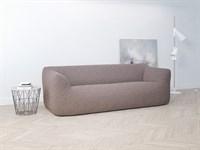 Мебельный чехол на трёхместный диван с подлокотниками