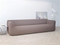 Мебельный чехол на четырёхместный диван с подлокотниками